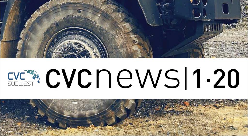 Titelbild der CVC News 1/20