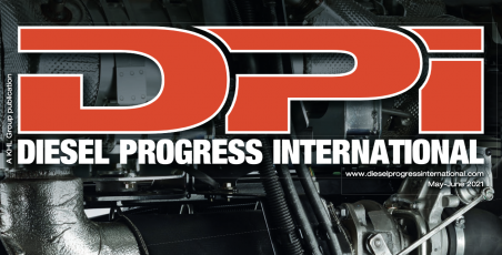 Diesel Progrss International - Antares LCS